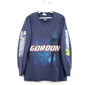 Vintage Nascar Jeff Gordon Long Sleeve T Shirt